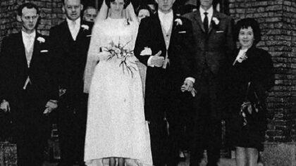 Heb je een trouwfoto in je bezit van een bruiloft die plaatsvond in Kasteel Helmond