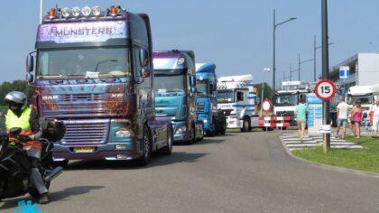 Inschrijven voor nieuwe Truckers Day