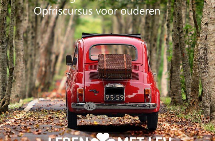 Cursus Veilig met de auto in het verkeer voor ouderen
