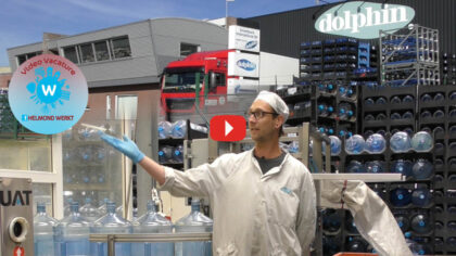 Video Vacature: Dolphin Production B.V. groeit en zoekt collega's