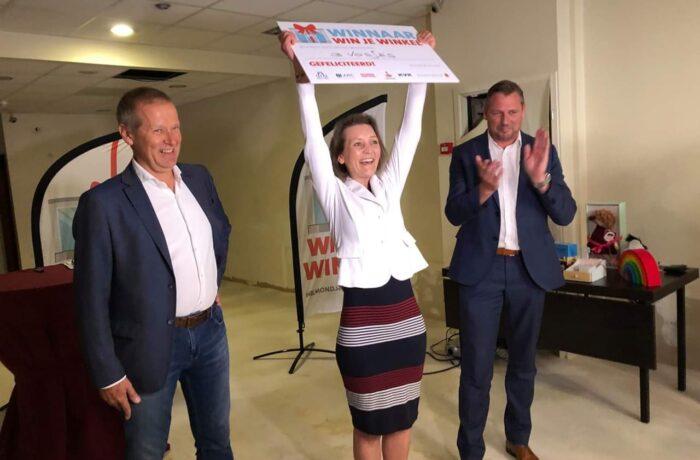 3Vosjes wint Win je winkel in Helmond-Centrum