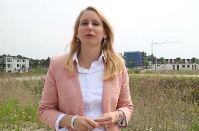 188 woningen. Dat is het aantal woningen die in het eerste half jaar in Helmond zijn opgeleverd.