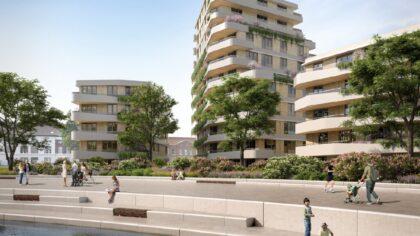 PvdA niet blij met prijzen voor appartementen De Weef