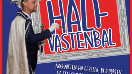 Halfvastenbal (Afgelast!)