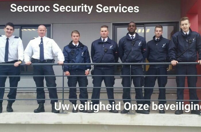 Securoc Security Services: uw veiligheid, onze beveiliging!