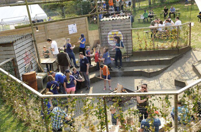 Fancy Fair op Scouting Rijpelberg