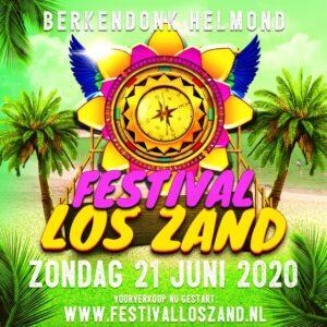 Festival los zand @ Berkendonk | Helmond | Noord-Brabant | Nederland