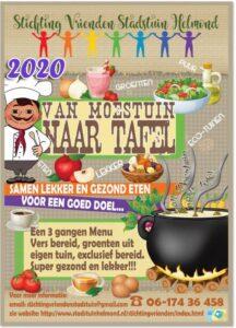 Van Moestuin naar Tafel 2020 @ stadstuin helmond | Helmond | Noord-Brabant | Nederland