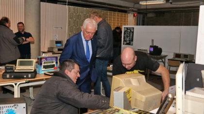 Home Computer Museum Helmond opent de deuren