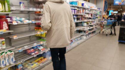 Supermarkten vragen klanten om discipline