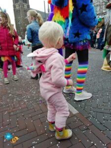 Helmonds gezin viert met negen kinderen carnaval