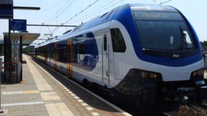 Geen treinverkeer tussen Eindhoven Centraal en Helmond