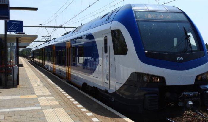 Minder treinverkeer tussen Eindhoven Centraal en Deurne