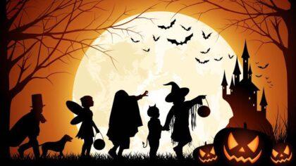 Halloweentocht Helmond Centrum