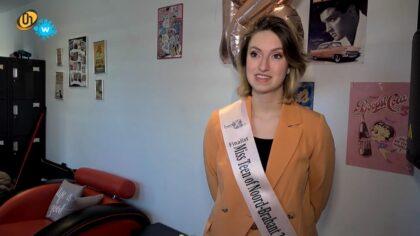 Indy van Moorsel finalist Miss Teen of Noord-Brabant