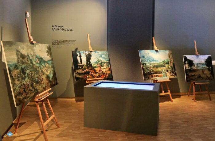 Lucas Gassel genomineerd voor Museumtijdschrift Tentoonstellingsprijs