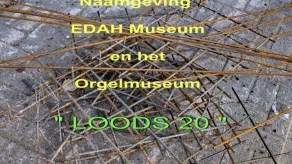 Draaiorgels en Edah-Museum in Loods 20