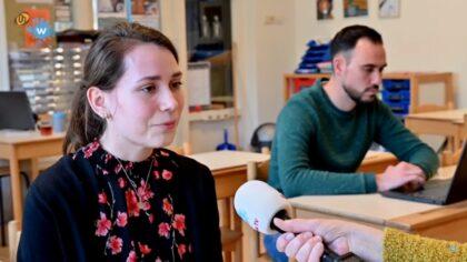 Basisschool de Goede Herder geeft digitaal les