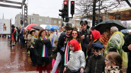 Carnavalsoptocht in Helmond 23 februari 2020