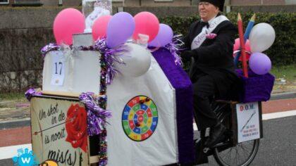 Optocht Mierlo-Hout weer kleurrijke parade
