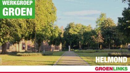 Werkgroep Groen door GroenLinks Helmond