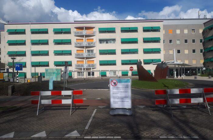 Eerste patiënt met coronavirus in Elkerliek Ziekenhuis