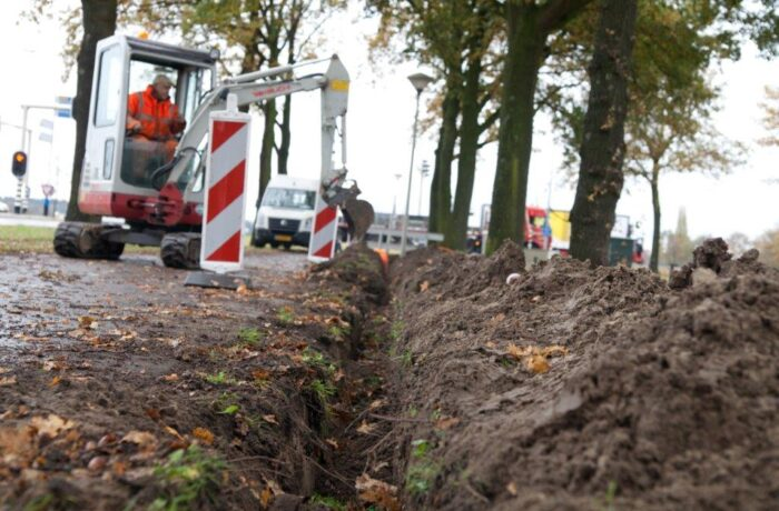 Helmond-West is aan de beurt voor glasvezel