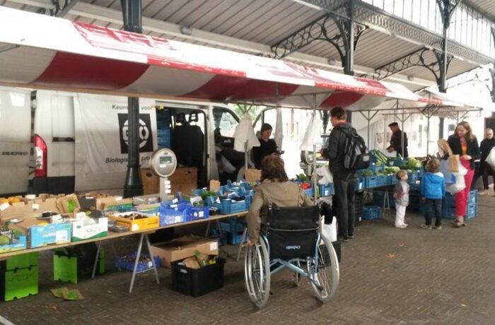 Weekmarkt Brandevoort