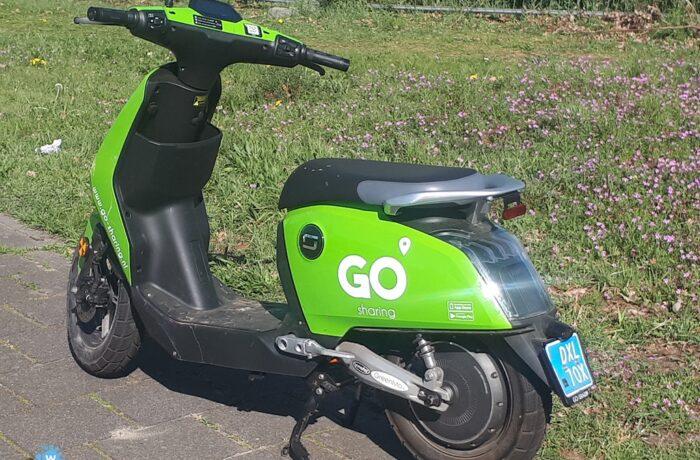 Go-sharing nu ook in Helmond actief