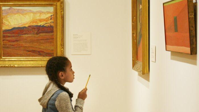 Online Kunstkijkles voor kids
