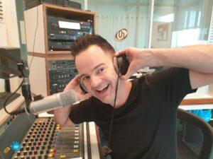 Aaron D On Air DitisHelmond Radio @ Omroep DitisHelmond | Helmond | Noord-Brabant | Nederland