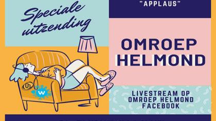 Eerste paasdag speciale uitzending op Omroep Helmond Radio