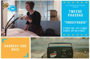 Tweede paasdag 'Troostradio' op Omroep Helmond @ Omroep Helmond radio