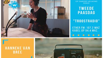 Tweede paasdag 'Troostradio' op Omroep Helmond