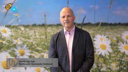 Wethouder Harrie van Dijk waardeert Helmondse zorgsector
