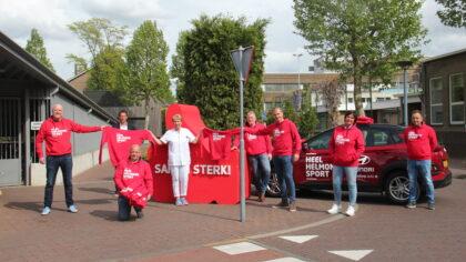 Heel Helmond Sport hoodies voor zorgmedewerkers Elkerliek Ziekenhuis