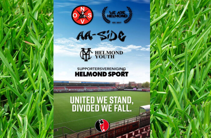 Supportersgroepen Helmond Sport verlengen nu al hun seizoenskaart
