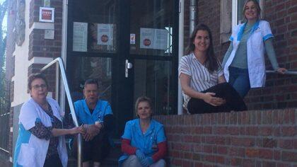 Cohortafdeling: zorgkanjers Valkenhaeghe in Helmond doen het