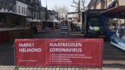 Zaterdagmarkt en horeca moeten ruimte gaan delen