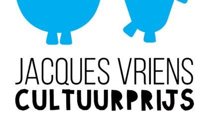 Jacques Vriens Cultuurprijs 2020, doe mee