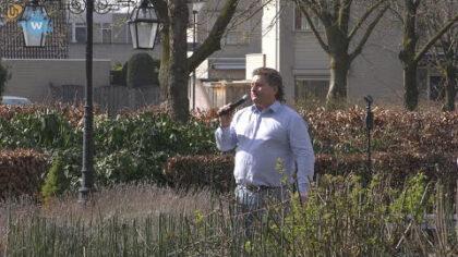 Team Stanley Hazes trekt voor ouderen met muziek door Helmond