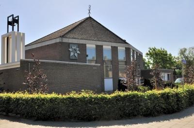 Oecumenische paasviering vanuit de Bethlehemkerk in Helmond
