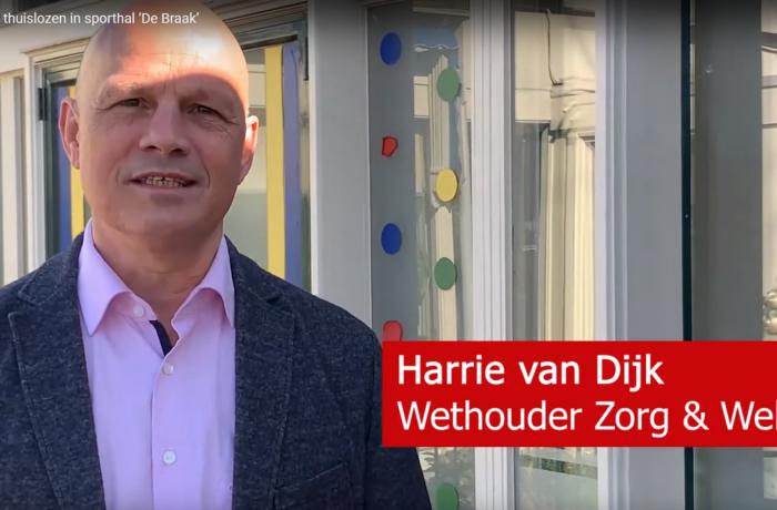 Harrie van Dijk verkozen tot lijsttrekker Lokaal Sterk