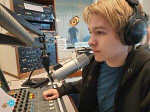 Studio Teun bij DitisHelmond - Radio @ DitisHelmond - Radio | Helmond | Noord-Brabant | Nederland