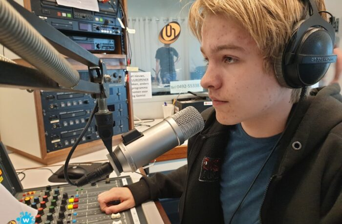 Studio Teun Omroep Helmond Radio