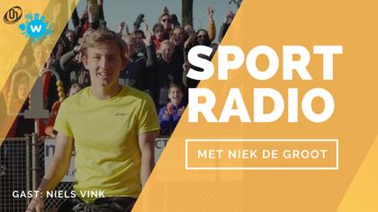 Radiopodcast: Helmondse rolstoeltennisser Niels Vink
