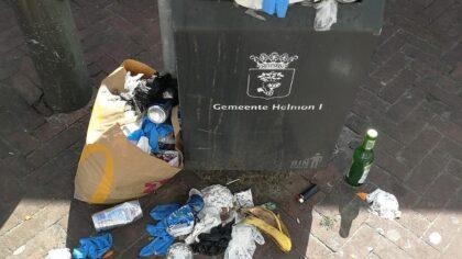 Er wordt meer afval gedumpt tijdens coronacrisis