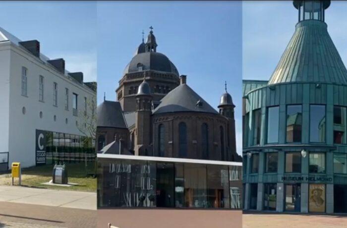 Inkijkje Museum Helmond, Theater Speelhuis en Cacaofabriek
