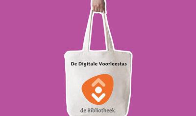 Nieuw bij de bibliotheek: de Digitale Voorleestas