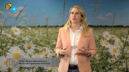 Wethouder Gaby van den Waardenburg zwanger van tweeling